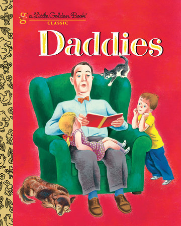 Daddies: Read & Listen Edition by Janet Frank