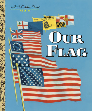 Our Flag by Carl Memling