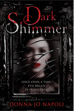 Dark Shimmer by Donna Jo Napoli