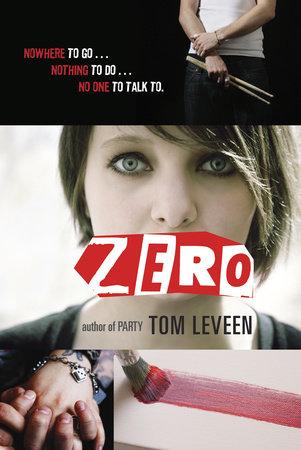 Zero by Tom Leveen