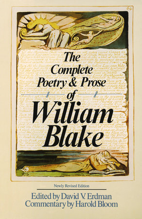 The Complete Poetry & Prose of William Blake by William Blake