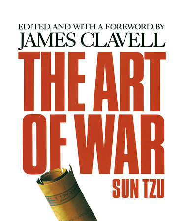The Art of War Book Cover Picture