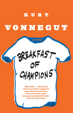 Breakfast of Champions Book Cover Picture