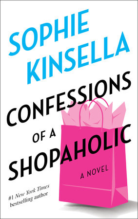 Confessions of a Shopaholic Book Cover Picture