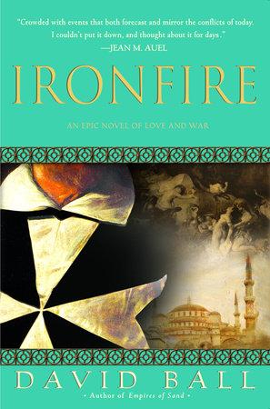 Ironfire by David Ball