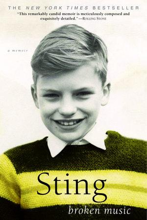 Broken Music by Sting