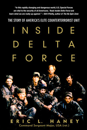 Inside Delta Force by Eric Haney