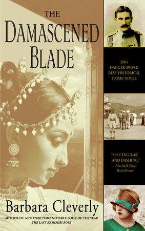 The Damascened Blade by Barbara Cleverly