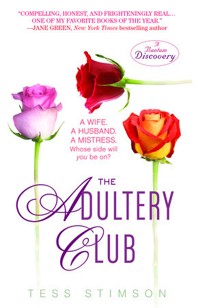 The Adultery Club by Tess Stimson