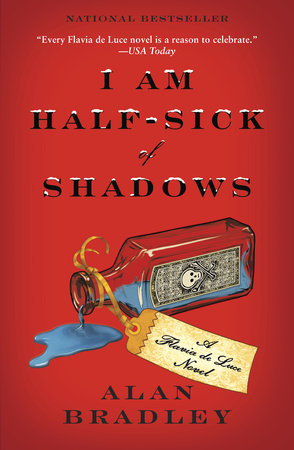 I Am Half-Sick of Shadows