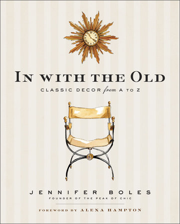 In with the Old by Jennifer Boles