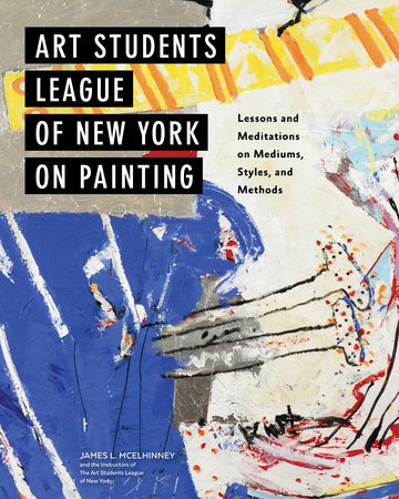 Art Students League of New York on Painting by James L. McElhinney