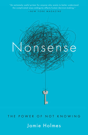 Nonsense by Jamie Holmes