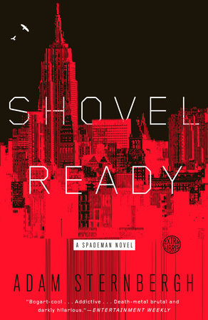 Shovel Ready Book Cover Picture