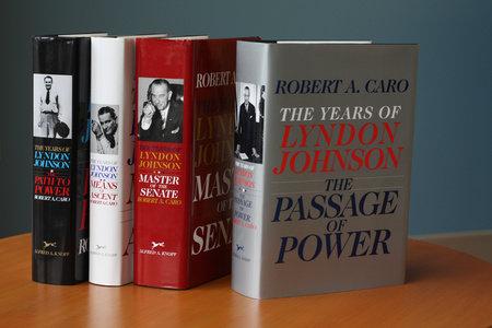 Robert A. Caro's The Years of Lyndon Johnson Set by Robert A. Caro