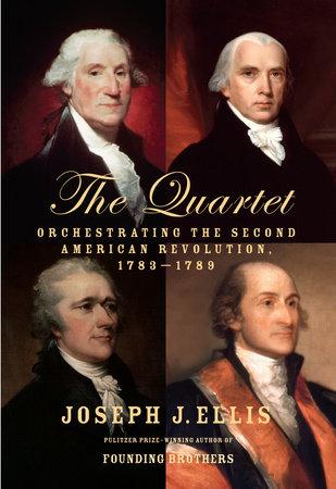 The Quartet Book Cover Picture