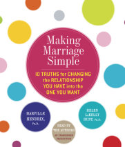 Making Marriage Simple Cover