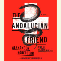 The Andalucian Friend Cover