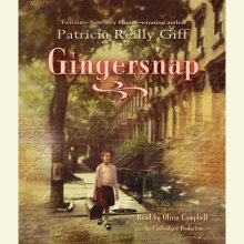 Gingersnap Cover