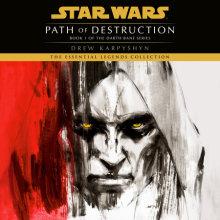 Path of Destruction: Star Wars Legends (Darth Bane) Cover