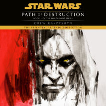 Path of Destruction: Star Wars Legends (Darth Bane) Cover