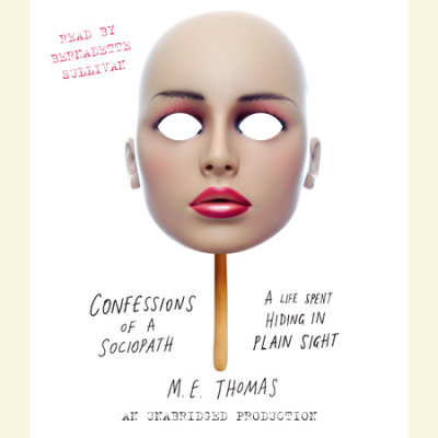 Confessions of a Sociopath cover