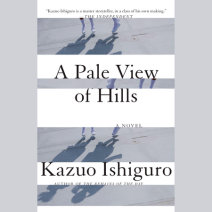 A Pale View of Hills Cover