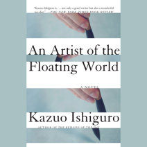 An Artist of the Floating World Cover