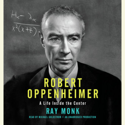 Robert Oppenheimer cover