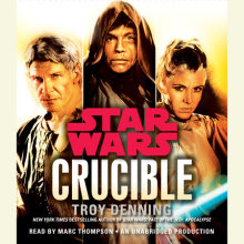 Crucible: Star Wars Legends Cover