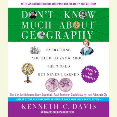 Don't Know Much About Geography cover