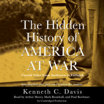 The Hidden History of America at War Cover