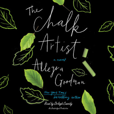 The Chalk Artist cover