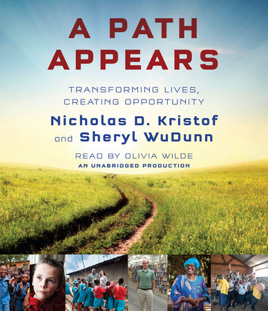 A Path Appears by Nicholas D. Kristof and Sheryl WuDunn
