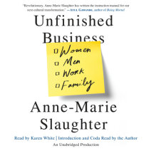 Unfinished Business Cover