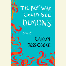 The Boy Who Could See Demons Cover