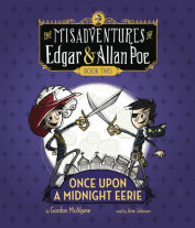 Once Upon a Midnight Eerie Cover