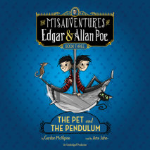 The Pet and the Pendulum Cover