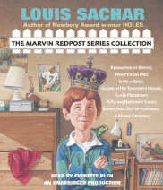 The Marvin Redpost Series Collection Cover