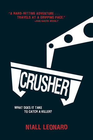 Crusher cover