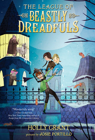 The league of beastly dreadfuls book 1 by holly grant the league of beastly dreadfuls book 1 by holly grant fandeluxe Gallery