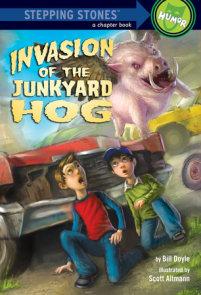 Invasion of the Junkyard Hog