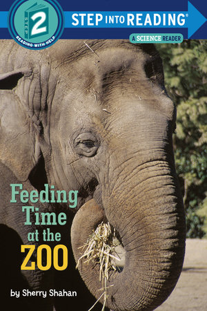 Feeding Time at the Zoo by Sherry Shahan