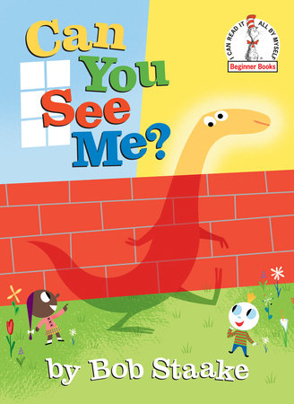 Can You See Me? by Bob Staake