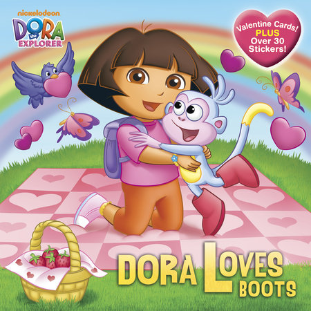Dora Loves Boots (Dora the Explorer) by Alison Inches