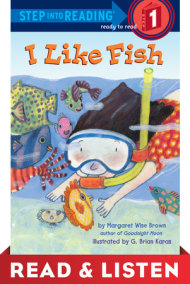 I Like Fish: Read & Listen Edition