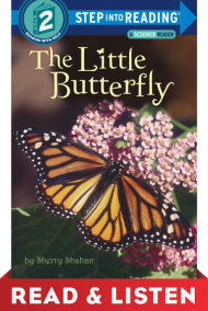The Little Butterfly: Read & Listen Edition