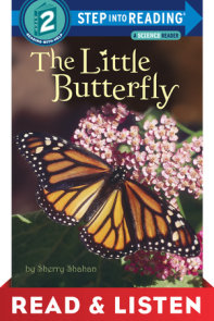 The Little Butterfly: Read & Listen Edition