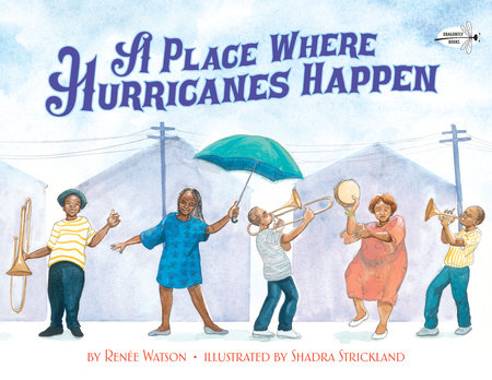 A Place Where Hurricanes Happen
