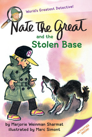 Nate the Great and the Stolen Base by Marjorie Weinman Sharmat